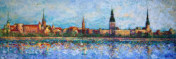 Riga Embankment
