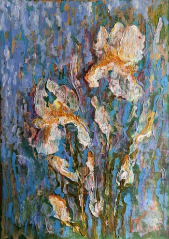 Heavenly Irises