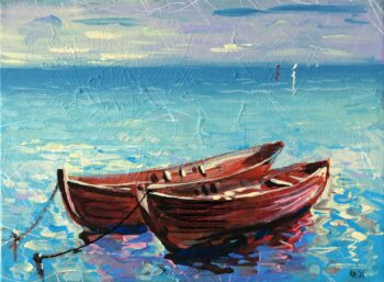 Study with 2 Boats